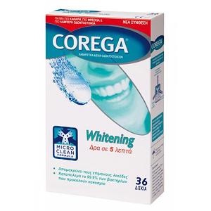 corega whitening