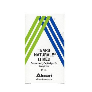 Alcon Tears Naturale II Med