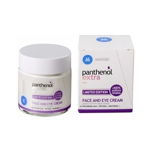 PANTHENOL FACE AND EYE CREAM
