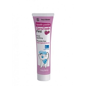 FREZYDERM TOOTHPASTE FIRST