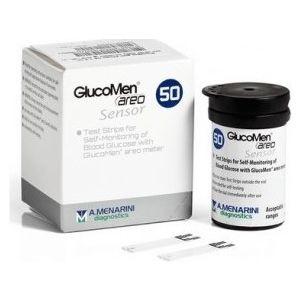 GLUCOCARD GLUCOMEN AREO SENSOR 50 STRIPS