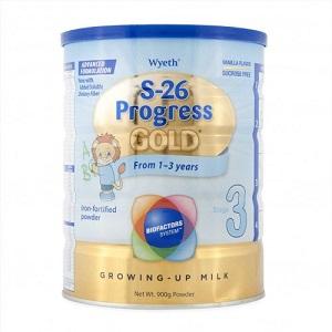 s-26 progress gold stage 3