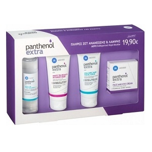 PANTHENOL SET FACE AND EYE