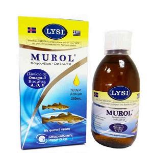 murol μουρουνελαιο