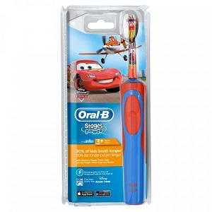 oral-b ηλεκτρικη οδοντοβουρτσα παιδικη