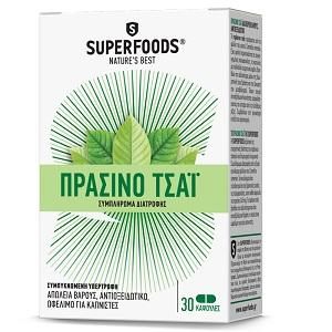 superfoods green tea