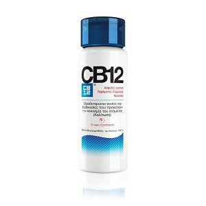 CB-12 mouth wash