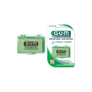 gum orthodontic wax unflavored