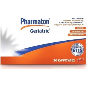 pharmaton Geriatric