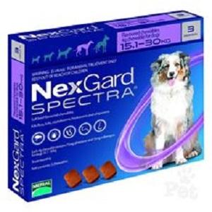 nexgard-spectra 15-30