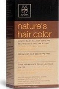 natures hair color