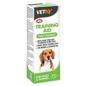 vetiq training aid for dogs 60ml